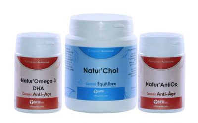Complements alimentaires Cholesterol